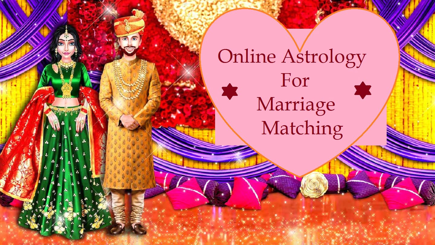 online astrology for marriage matching